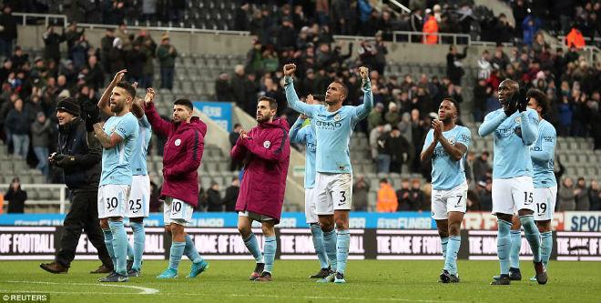 Man City thắng liền 18 trận: Giành 97% điểm tuyệt đối, vô địch kỷ lục 110 điểm? 3