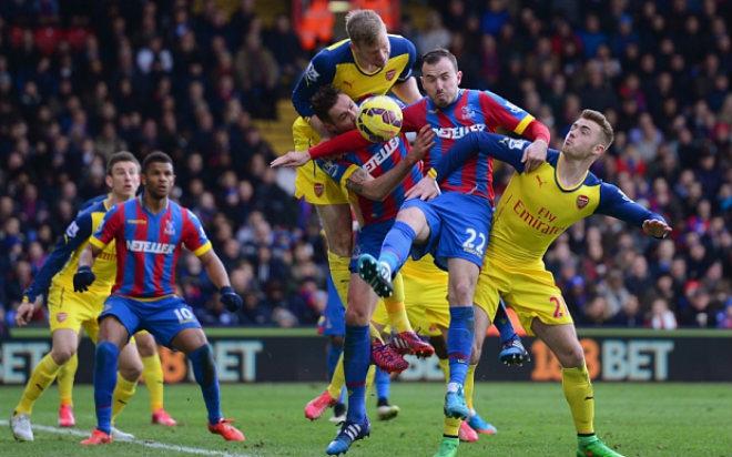 """Crystal Palace – Arsenal: """"Đại bàng"""" tung cánh trước họng Pháo 1"""