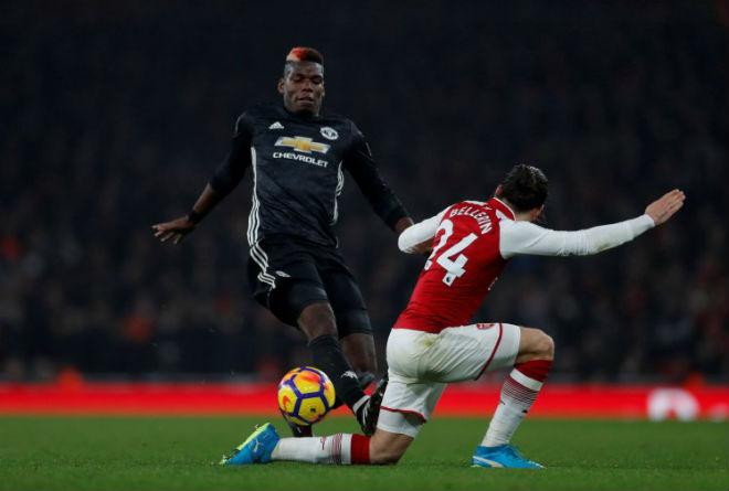 Pogba thích đạp người, nhảy múa: Hàng hớ thế kỷ của MU – Mourinho?