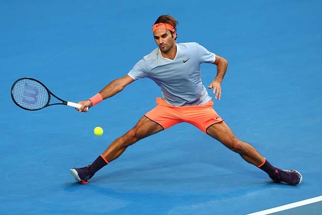 """Federer đến Australia: """"Tàu tốc hành"""" rời ga, quyết săn ngôi báu 1"""
