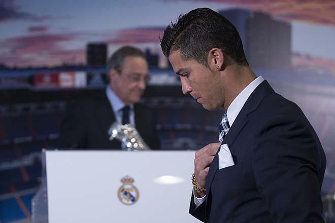 """""""Ông trùm"""" Ronaldo ngăn cản Hazard, Kane, """"bố già"""" Perez nổi giận - 2"""