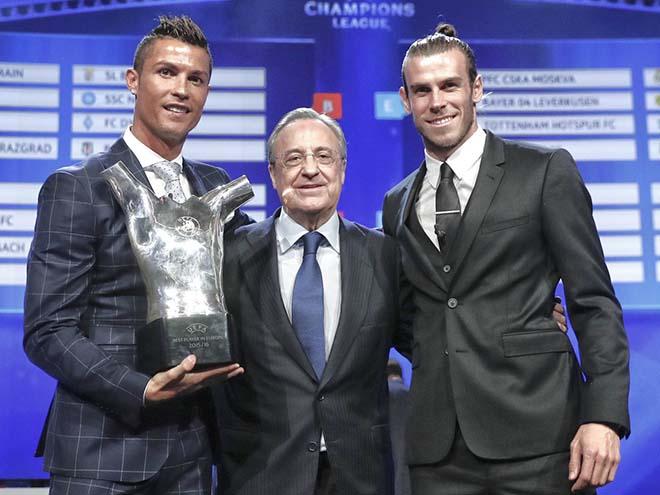 """""""Ông trùm"""" Ronaldo ngăn cản Hazard, Kane, """"bố già"""" Perez nổi giận - 3"""