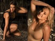 """Thể thao - Biệt đội mỹ nhân: 12 nữ VĐV """"áo mỏng dưới mưa"""" đẹp mê hồn"""