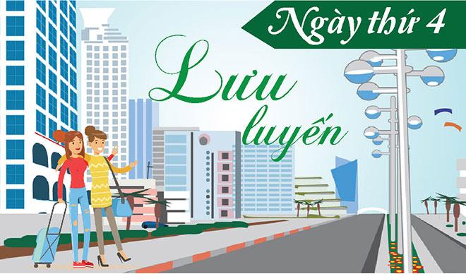Nữ du khách Việt và hành trình khám phá thành phố đẹp như mơ ở xứ sở bò tót - 13