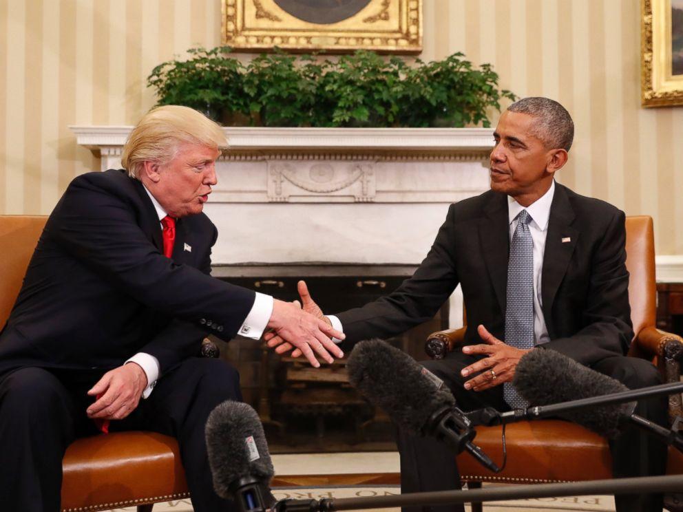 """Vì sao Obama nghỉ hưu vẫn """"thắng"""" Tổng thống Trump? - 1"""