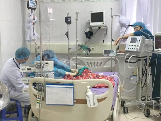 Bé trai 45 ngày tuổi suýt chết vì ho kéo dài không được điều trị - 2