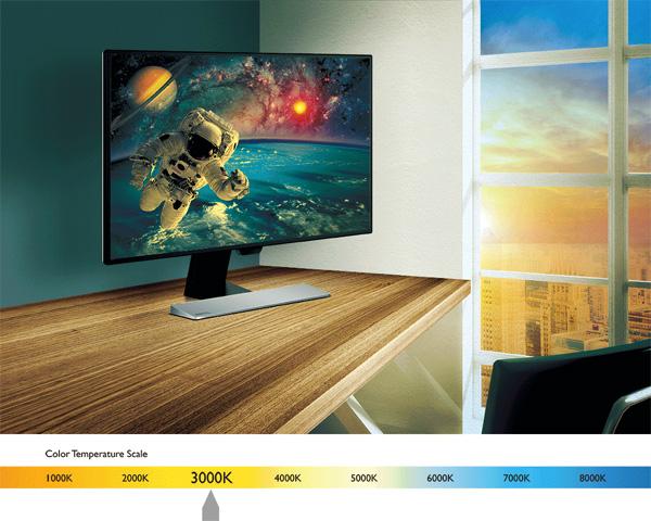 BenQ giới thiệu màn hình EW2770QZ với công nghệ bảo vệ mắt BI+ - 3