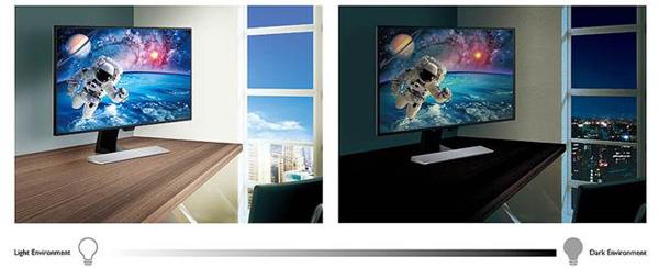 BenQ giới thiệu màn hình EW2770QZ với công nghệ bảo vệ mắt BI+ - 4