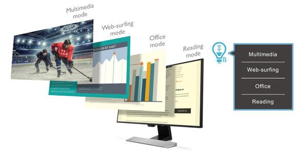BenQ giới thiệu màn hình EW2770QZ với công nghệ bảo vệ mắt BI+ - 9