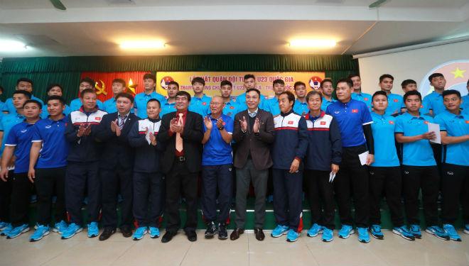 HLV Park Hang Seo ghi điểm vàng, muốn tạo kỳ tích châu Á thắng U23 Hàn Quốc 1
