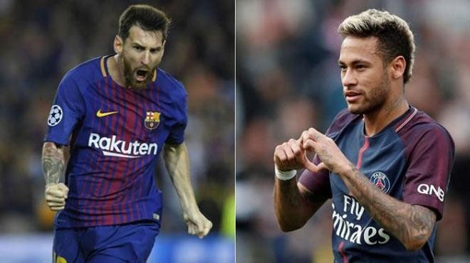 """Ngôi sao số 1 châu Âu: Neymar tuyệt đỉnh """"đè"""" Messi siêu nhân 2"""