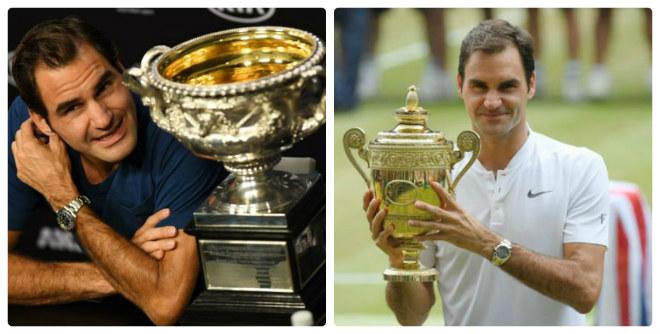 Tennis thế giới 2018: Federer - Nadal lo mất ngôi báu, Serena càn quét 2