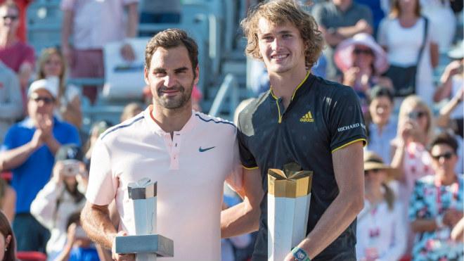 Tennis thế giới 2018: Federer - Nadal lo mất ngôi báu, Serena càn quét 4