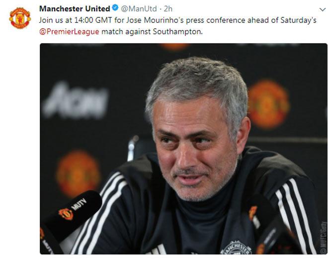 Họp báo MU - Southampton: Mourinho không dám tái dùng Lukaku - Ibrahimovic 3