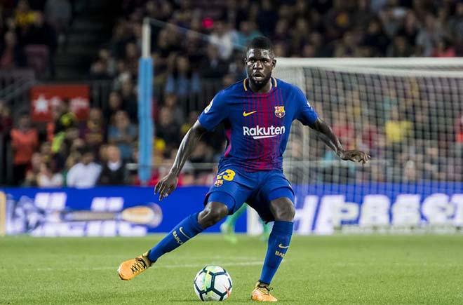Tin HOT bóng đá tối 29/12: Barca lo mất Umtiti vào tay Man City - 1