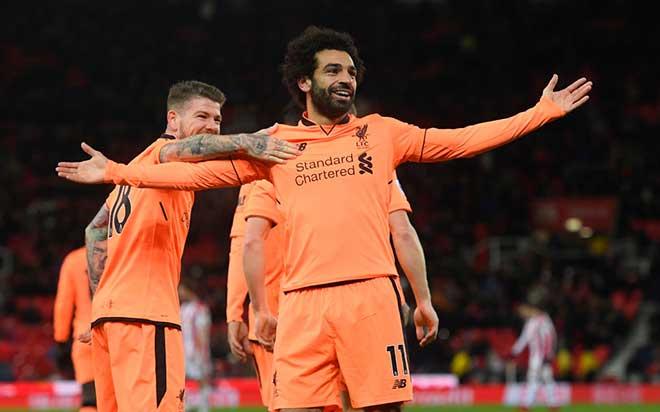 Tin HOT bóng đá sáng 29/12: Salah đủ khả năng đá cho Real - 1