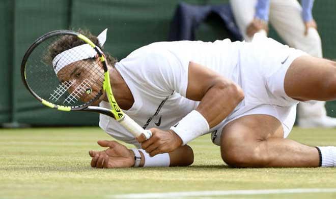 Nadal tính học Federer: Bỏ Wimbledon vì ngôi số 1 1
