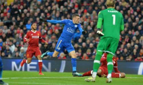 Chi tiết Liverpool - Leicester: Cơn bão màu xanh (KT) 19