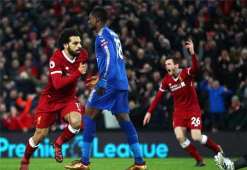 Chi tiết Liverpool - Leicester: Cơn bão màu xanh (KT) 20