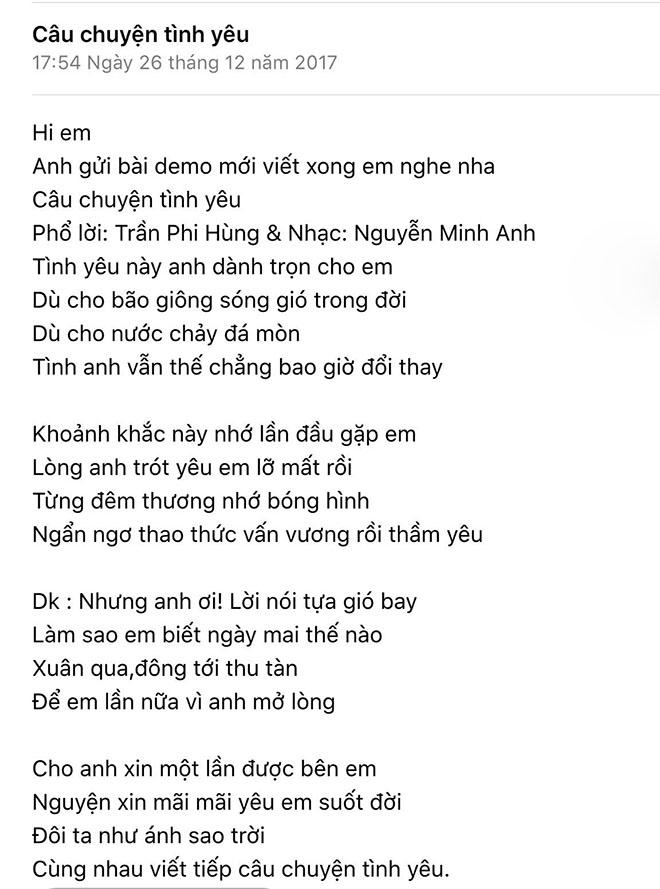 Chồng kém 8 tuổi bật khóc trước lá thư viết tay của Lâm Khánh Chi trong đêm tân hôn - 2