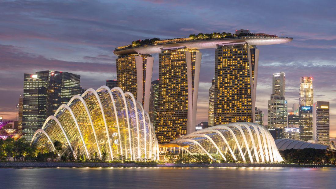 """Bật mí những cái """"nhất"""" của Singapore khiến bạn phải một lần ghé thăm"""