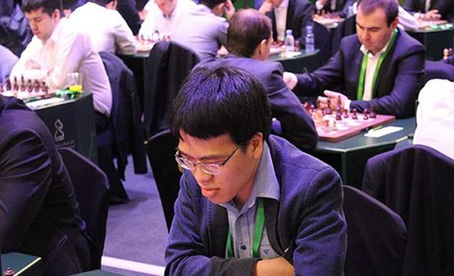 Cờ vua triệu đô: Vỡ òa, Quang Liêm thắng 6 ván hơn Vua cờ 17 bậc