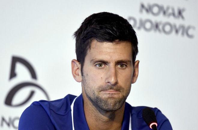 Djokovic chấn thương bỏ giải triệu đô: Dễ mất luôn Australian Open 1