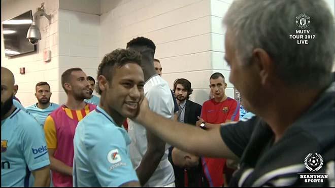 """MU ôm mộng lớn: 200 triệu bảng cho Neymar, làm """"quà"""" giữ chân Mourinho 1"""