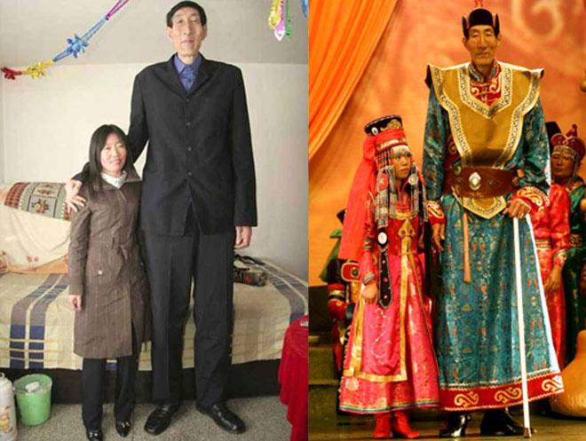 """Ngỡ ngàng: Yao Ming 2m29 vẫn chưa khủng nhất Trung Quốc vì """"sếu vườn"""" này 4"""