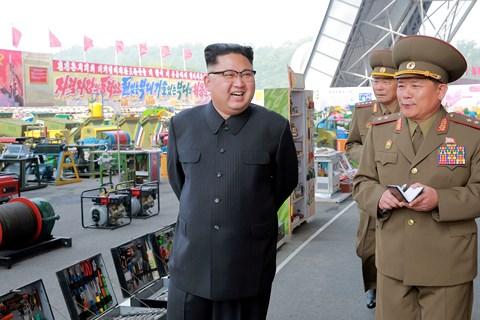Phóng xạ hiếm tăng đột biến ở tây bắc Trung Quốc, Triều Tiên là thủ phạm?