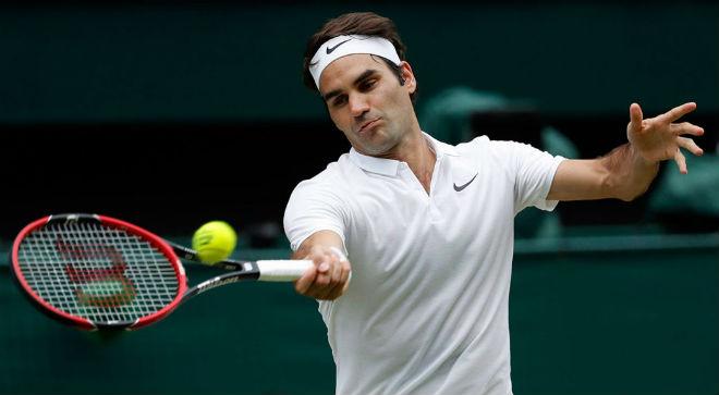 Federer - Sugita: