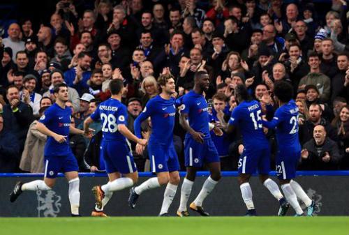 Chi tiết bóng đá Chelsea - Stoke: Zappacosta tung đòn kết liễu (KT) 19