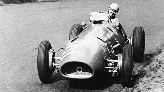 """Đua xe F1, Ferrari: Con đường từ một kẻ vô danh trở thành """"ông lớn"""" 2"""