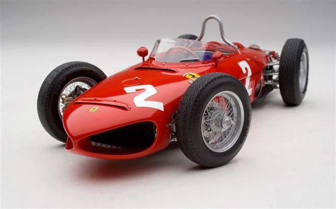 """Đua xe F1, Ferrari: Con đường từ một kẻ vô danh trở thành """"ông lớn"""" 4"""