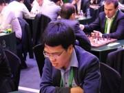 Thể thao - Cờ vua triệu đô: Vỡ òa, Quang Liêm thắng 6 ván hơn Vua cờ 17 bậc