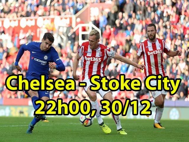 Chi tiết bóng đá Chelsea - Stoke: Zappacosta tung đòn kết liễu (KT) 21