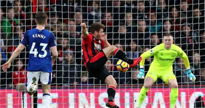 Bournemouth - Everton: Rooney cứu viện, đoạn kết cay đắng 1