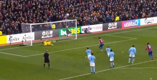 Chi tiết Crystal Palace - Man City: Benteke bỏ lỡ đầy tiếc nuối (KT) 20