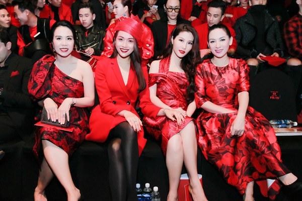 Bất ngờ với khuôn mặt khác lạ của Đỗ Mỹ Linh tại show thời trang Đỗ Mạnh Cường - 12