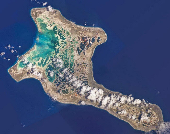 Bí ẩn quốc đảo đón năm mới sớm nhất thế giới