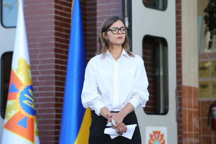 Nữ thứ trưởng Ukraine thích khoe