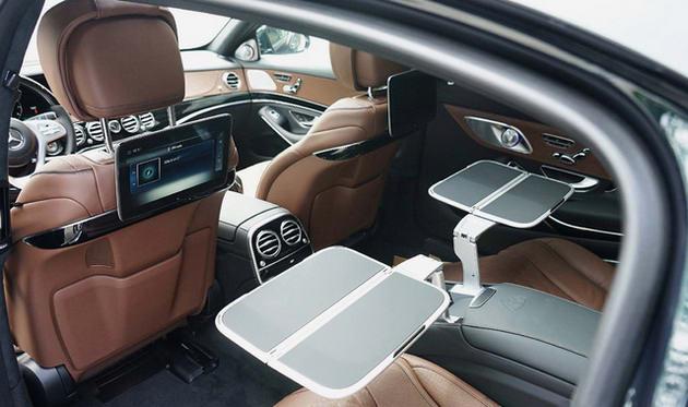 Mercedes-Maybach S450 2018 giá 7,219 tỷ đồng - 4