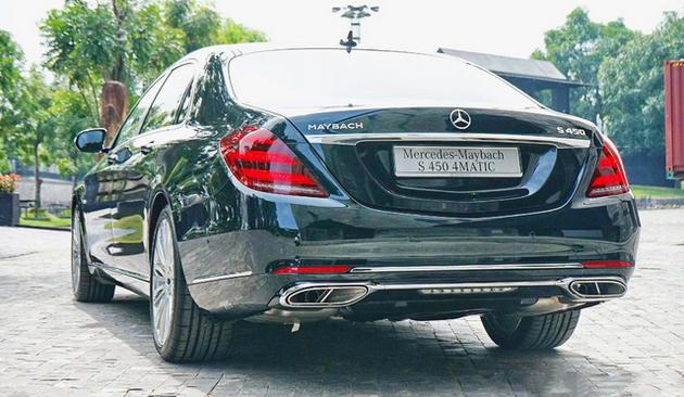 Mercedes-Maybach S450 2018 giá 7,219 tỷ đồng - 2