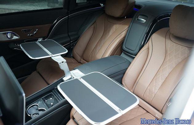 Mercedes-Maybach S450 2018 giá 7,219 tỷ đồng - 3