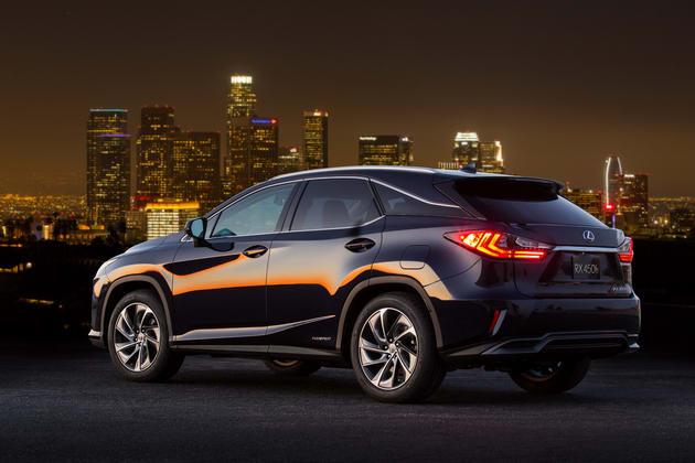 Lexus RX 450h giảm giá cực mạnh còn 1 tỷ đồng - 2
