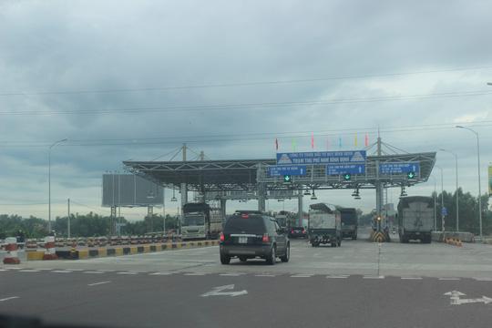 """Bộ GTVT """"lật kèo"""" thỏa thuận giảm giá vé BOT Nam Bình Định? - 3"""