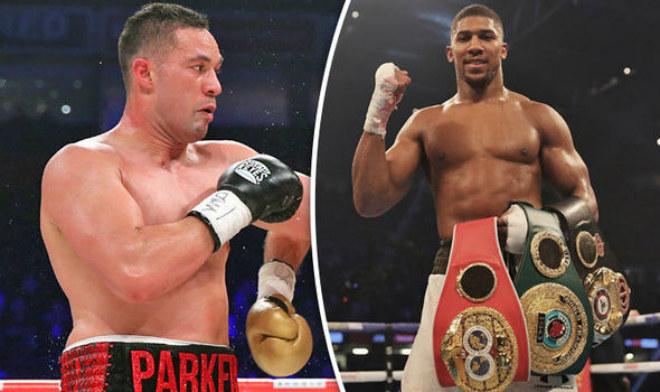 """Coi thường """"gã nghiện"""" Fury, """"Vua"""" boxing Joshua đã chọn đối thủ 2"""