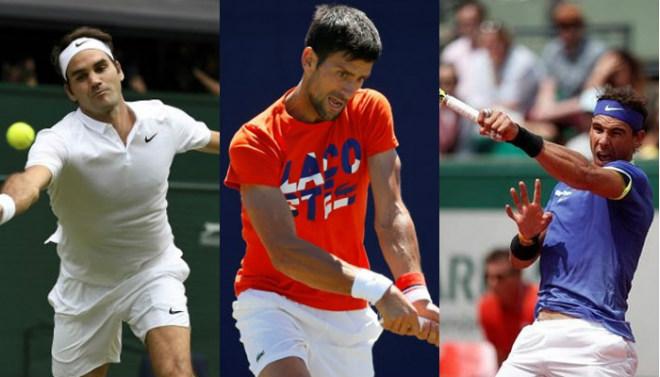 Djokovic, Nadal gặp hạn nặng sát Australian Open: Federer sướng âm ỉ
