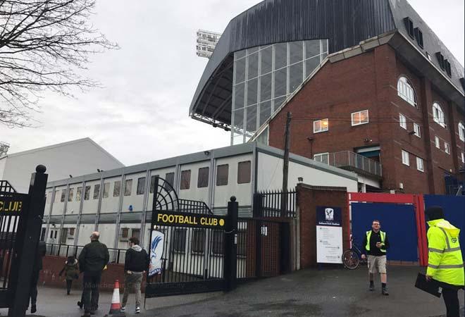 Chi tiết Crystal Palace - Man City: Benteke bỏ lỡ đầy tiếc nuối (KT) 21