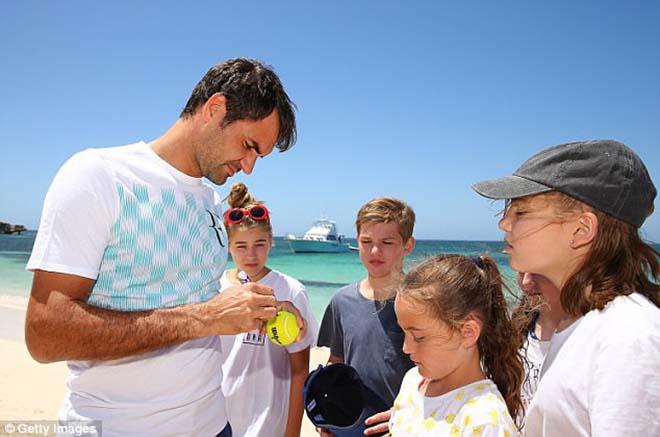Thảnh thơi như Federer: Đón năm mới đặc biệt ở xứ sở chuột túi - 3